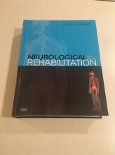 Physiotherapy textbook: Neurological Rehabilitation Fifth Edition Wallsend Newcastle Area Preview