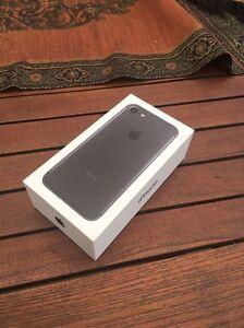 iPhone 7 black 32gb Canterbury Canterbury Area Preview