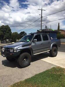 WANTED: Toyota Hilux Geelong Geelong City Preview