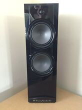 Wharfedale twin driver 150wrms floor standing speakers Brighton-le-sands Rockdale Area Preview