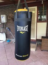 Everlast boxing bag, 80kilos, as new!! Golden Grove Tea Tree Gully Area Preview
