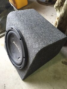 Pioneer Subwoofer and amp Woori Yallock Yarra Ranges Preview