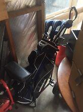 Full set Brosnan Golf Clubs Croydon Maroondah Area Preview