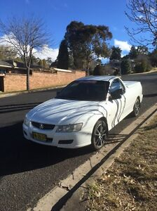 2006 Holden Commodore Ute Armidale Armidale City Preview