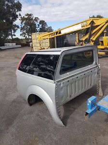 Nissan navara d40 tray and canopy Vacy Dungog Area Preview