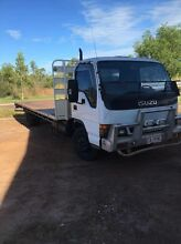 Isuzu nqr turbo flat top truck Darwin Airport Darwin City Preview