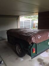 Camper trailer 4x4 Bell Dalby Area Preview