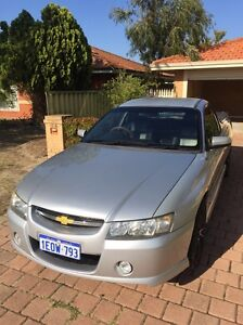 Holden Commodore VZ ute, V6 6speed manual Nollamara Stirling Area Preview