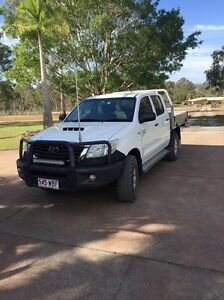 2012 Toyota Hilux SR 4x4 Manual Flinders View Ipswich City Preview