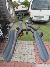 Dual Trekker Platform Hitch Bike Carrier Yamanto Ipswich City Preview