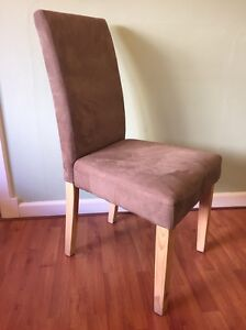 Four Dining Chairs Kirribilli North Sydney Area Preview