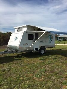 Jayco 2005 Expanda Poptop 16.49 Outback Robe Robe Area Preview