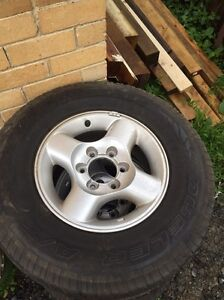 D22 NISSAN NARVAVA ALLOYS AND TIRES Mooroolbark Yarra Ranges Preview