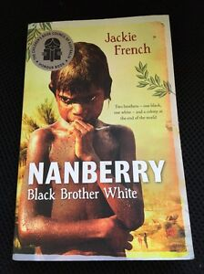 NANBERRY Black Brother White Doncaster East Manningham Area Preview
