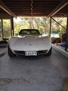 Corvette 1979 targa top Tootgarook Mornington Peninsula Preview