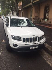 Jeep Compass 2015 Millers Point Inner Sydney Preview