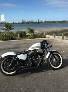 Harley Forty Eight  *price drop* Shailer Park Logan Area Preview