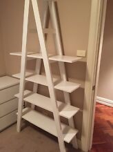 "Stylish ""A"" Frame Shelf - White Northbridge Willoughby Area Preview"