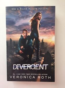 Divergent by Veronica Roth Tarragindi Brisbane South West Preview