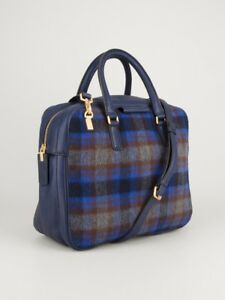 Marc Jacobs Plaid Purse (Rosie)