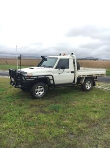 Landcruiser ute Westbrook Toowoomba Surrounds Preview
