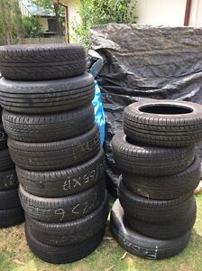 Secondhand tyres Whalan Blacktown Area Preview
