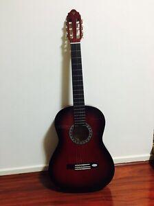Valencia classical guitar North Melbourne Melbourne City Preview