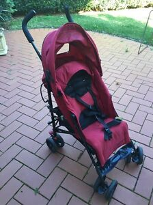 Stroller for sale - racing red Castle Hill The Hills District Preview