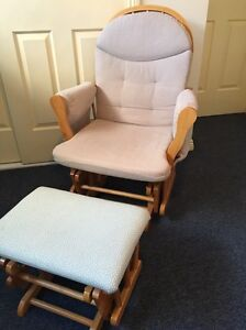 Glider Chair and Stool South Kingsville Hobsons Bay Area Preview