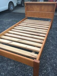 Harvey Norman King Single bed with mattress. STILL AVAILABLE Croydon Maroondah Area Preview