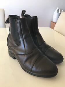 Dublin Women's Leather Riding Boots North Melbourne Melbourne City Preview