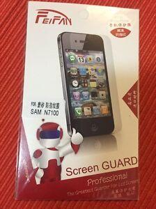 Samsung N7100 screen protector Banyo Brisbane North East Preview