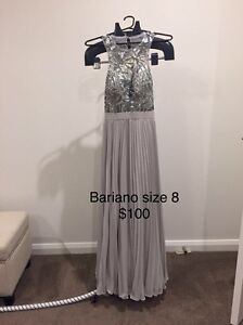 Bariano evening dress Mitcham Whitehorse Area Preview