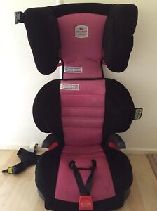 Safe and sound britax high liner SG excellent cond. booster car seat Eudlo Maroochydore Area Preview