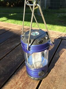 Battery powered Lantern Banksia Rockdale Area Preview