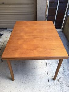 Extendable vintage dining table Wembley Downs Stirling Area Preview