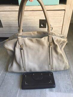 Witchery Leather Handbag Shoulder Bag Chloe Purse