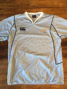 CCC Canterbury South African Springboks rugby union training jersey Stafford Heights Brisbane North West Preview