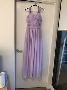 Beautiful Size 6 Gown (broken zip) Abbotsford Yarra Area Preview