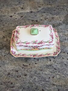 Vintage Royal Winton Grimwades  Butter/Cheese Dish Kensington Eastern Suburbs Preview