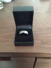 Men's tungsten carbide ring Melbourne CBD Melbourne City Preview