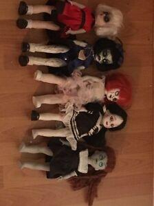 Living Dead dolls Pinjarra Murray Area Preview