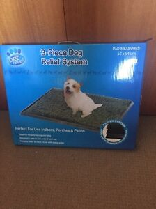 Dog -3 piece relief system Klemzig Port Adelaide Area Preview