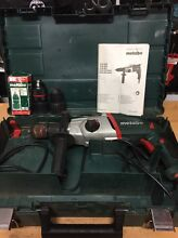METABO UHE2850 MULTI HAMMER DRILL. $440RRP Shell Cove Shellharbour Area Preview