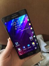 Samsung Galaxy note edge Taree Greater Taree Area Preview
