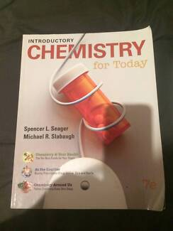 Chemistry text book