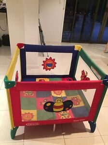 Graco Pack n Play Portable playpen Alstonville Ballina Area Preview