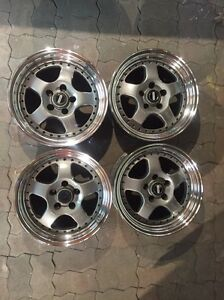 Simmons wheels Woody Point Redcliffe Area Preview
