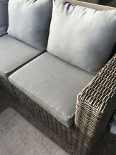 Wicker 3 seater outdoor lounge Pimpama Gold Coast North Preview