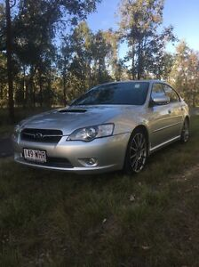 Subaru Liberty GT tuned by STI 2006 No 149 of 300 sale or swap Nanango South Burnett Area Preview